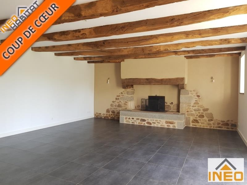 Location maison / villa La chapelle chaussee 1 200€ CC - Photo 1