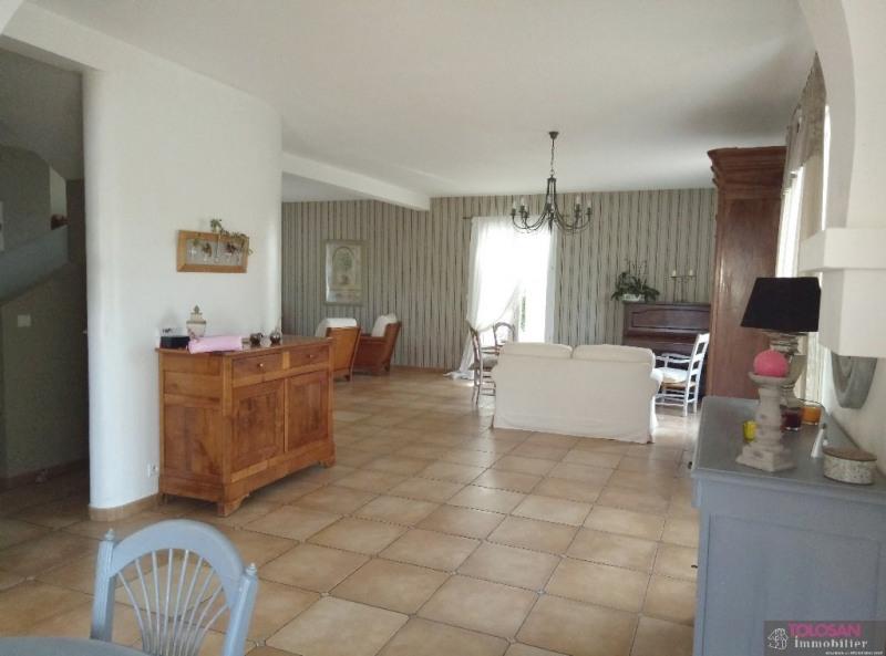 Sale house / villa Baziege 441000€ - Picture 9
