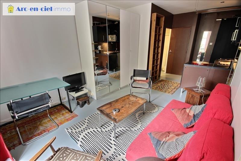 Verhuren  appartement Paris 9ème 1095€ CC - Foto 4