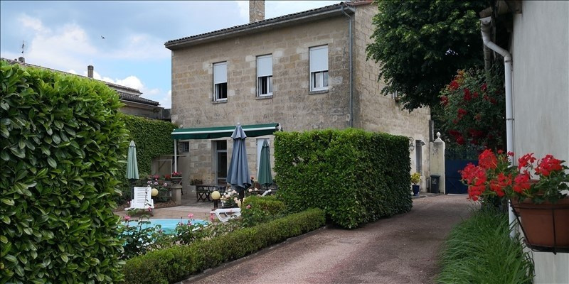 Vente de prestige maison / villa Leognan 776250€ - Photo 1