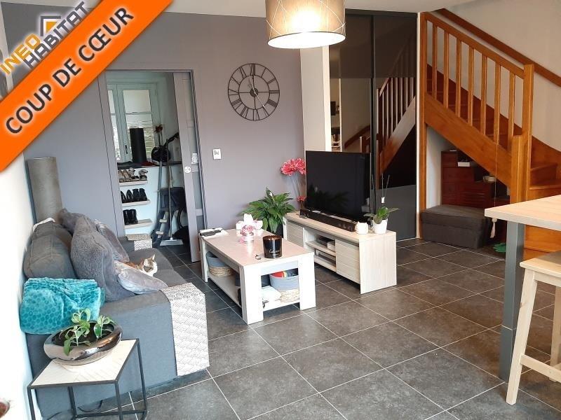 Vente appartement Pleugueneuc 112350€ - Photo 1