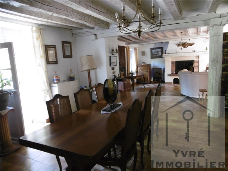 Sale house / villa Savigne l eveque 416 000€ - Picture 1
