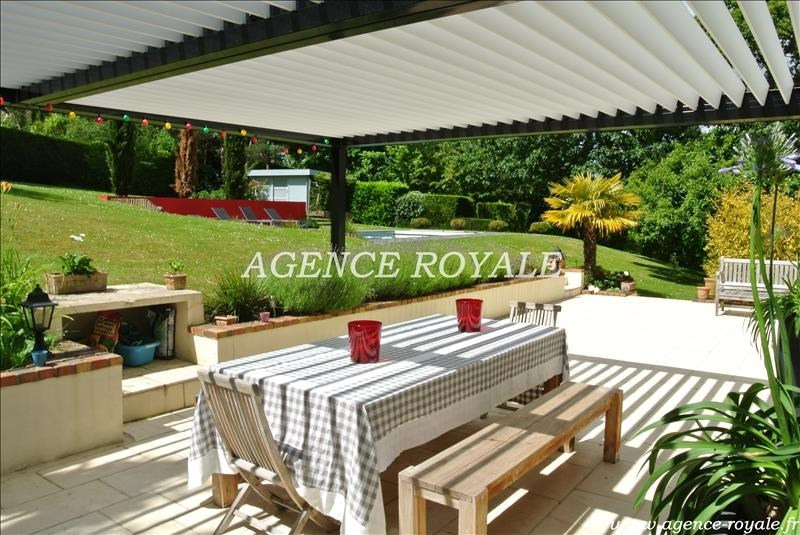 Deluxe sale house / villa Chambourcy 1195000€ - Picture 13
