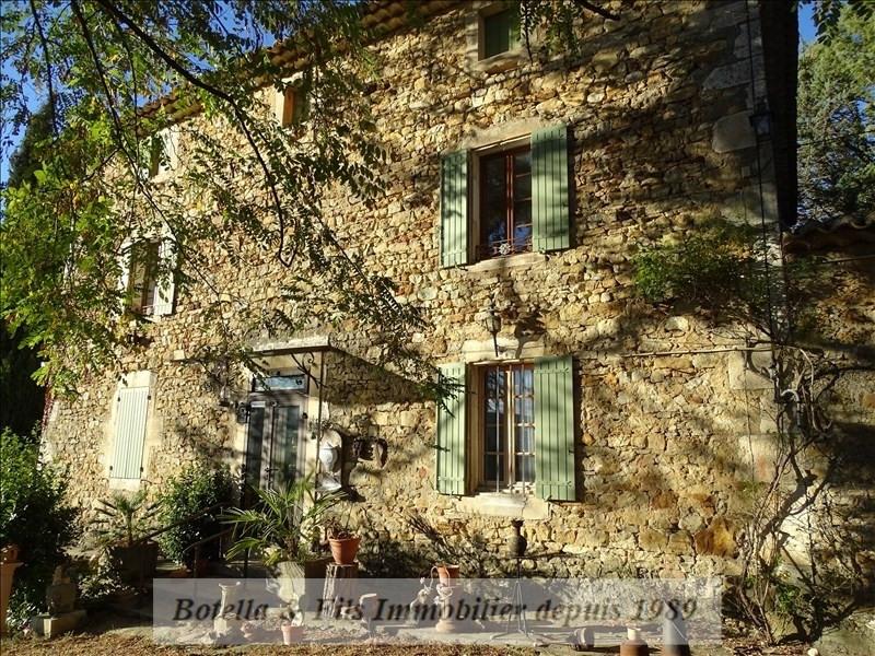 Vente de prestige maison / villa Uzes 550000€ - Photo 7