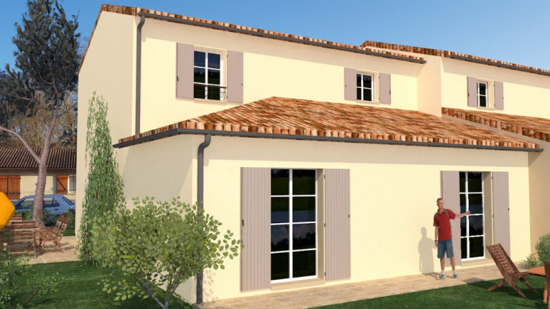 Sale house / villa La brede 374000€ - Picture 5