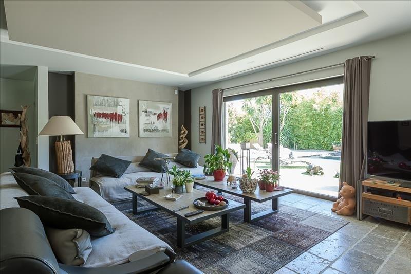 Revenda residencial de prestígio casa Juan les pins 1749000€ - Fotografia 5