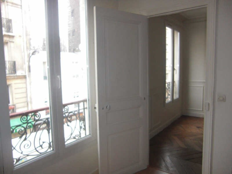 Rental apartment Paris 19ème 1155€ CC - Picture 3
