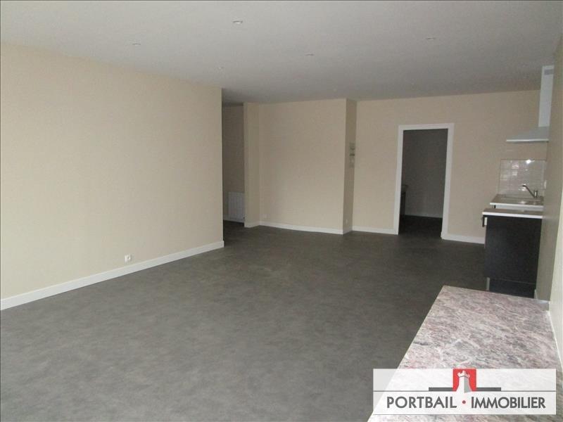 Rental apartment Blaye 465€ CC - Picture 1