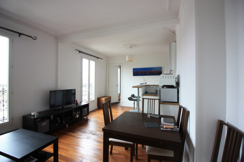 Vente appartement Paris 14ème 495000€ - Photo 2