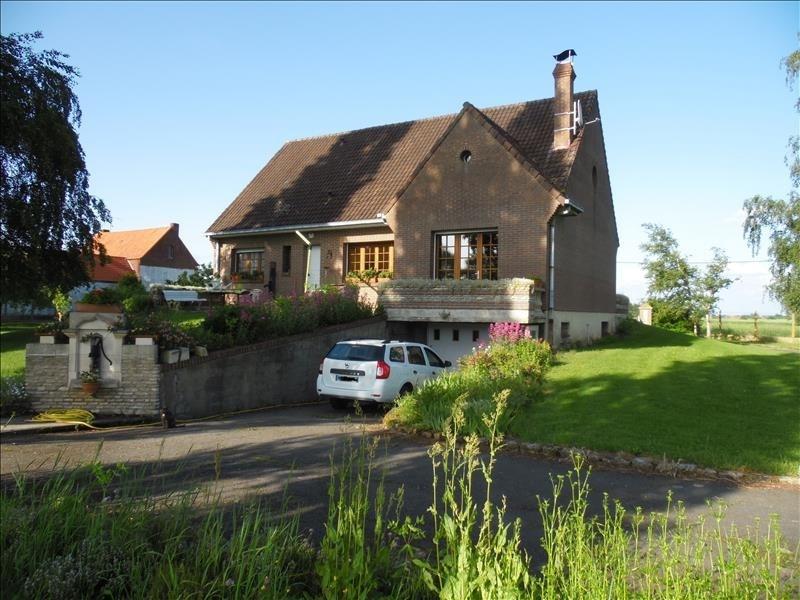 Sale house / villa Mont bernanchon 260000€ - Picture 4