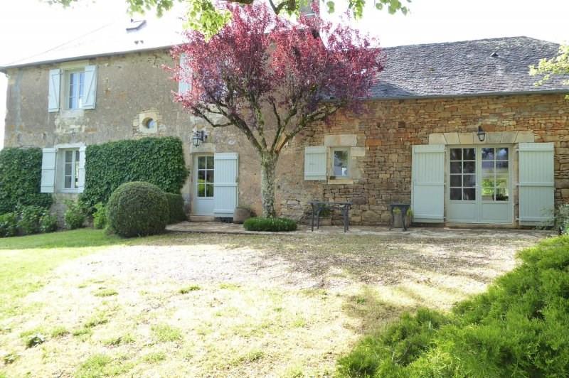 Vente maison / villa Grezes 499800€ - Photo 2