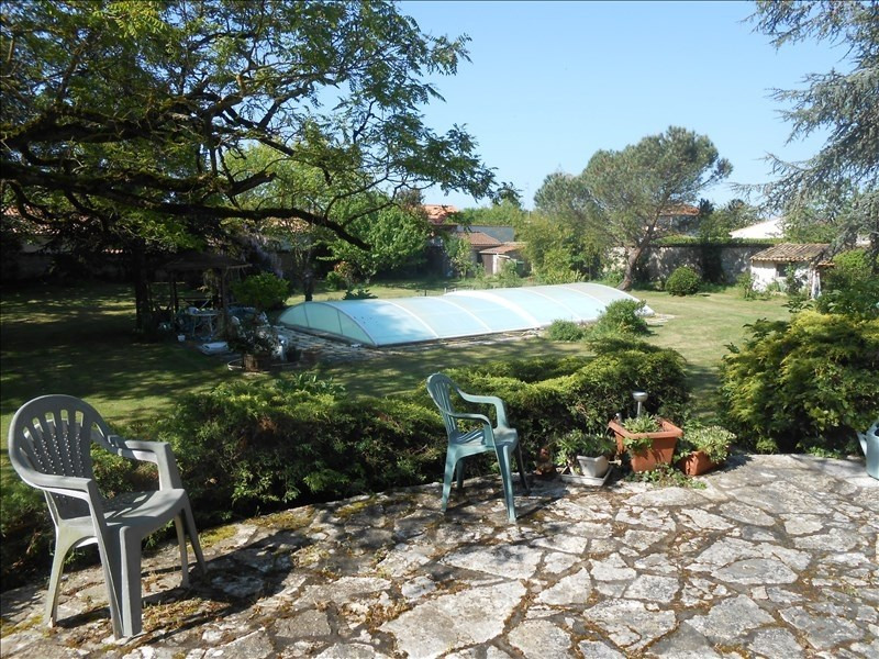 Vente maison / villa Magne 332800€ - Photo 1