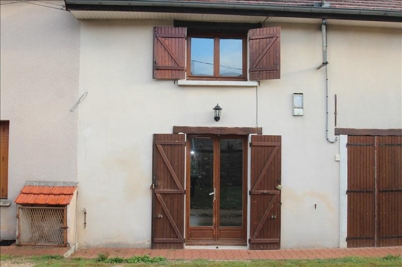 Sale house / villa Nanteuil le haudouin 128000€ - Picture 1