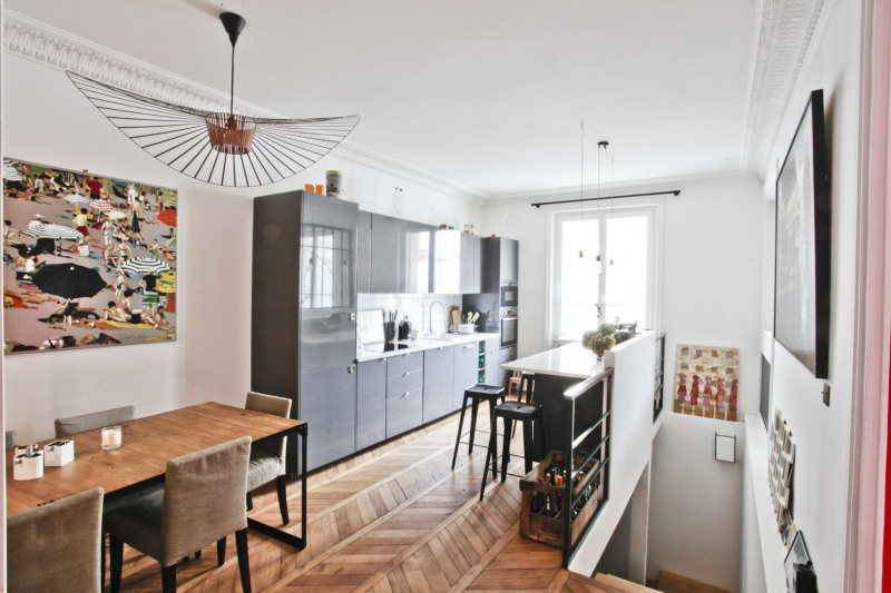 Vente de prestige appartement Paris 16ème 1 890 000€ - Photo 3