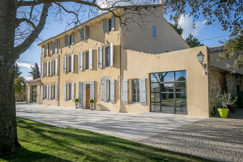 Verkauf von luxusobjekt haus Aix en provence 3300000€ - Fotografie 2
