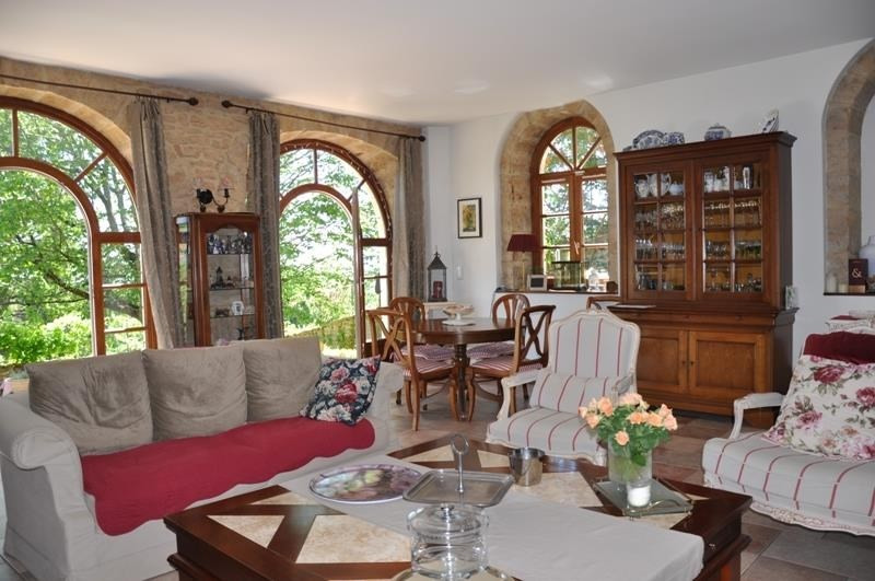 Vente maison / villa Liergues 510 000€ - Photo 9