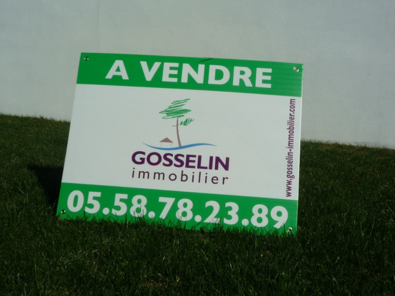 Vente terrain Biscarrosse 161 500€ - Photo 1