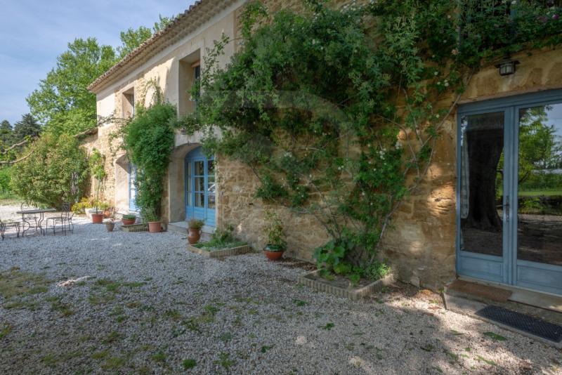 Deluxe sale house / villa Althen des paluds 787000€ - Picture 2