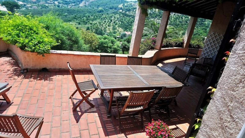 Vacation rental house / villa Les issambres 1 725€ - Picture 3