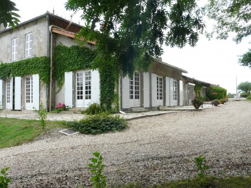 Sale house / villa Ste colombe 315000€ - Picture 10