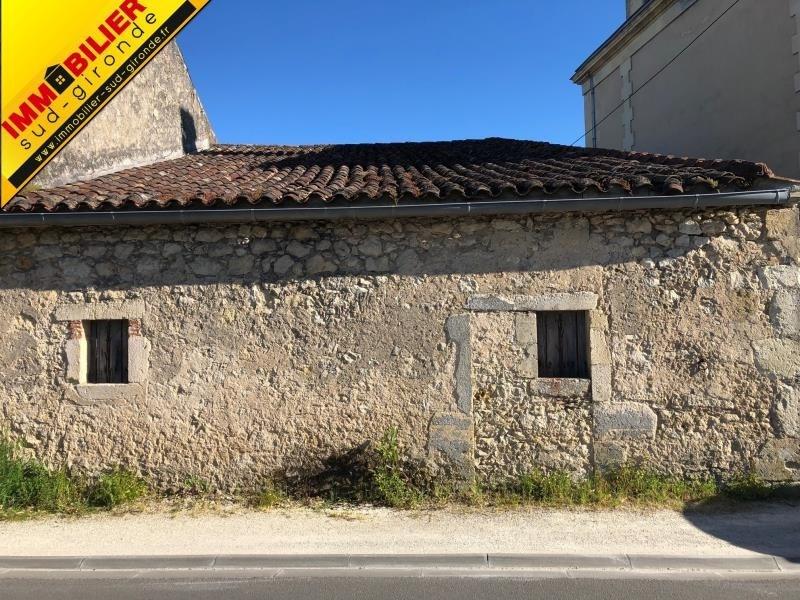 Revenda casa Cerons 79000€ - Fotografia 1