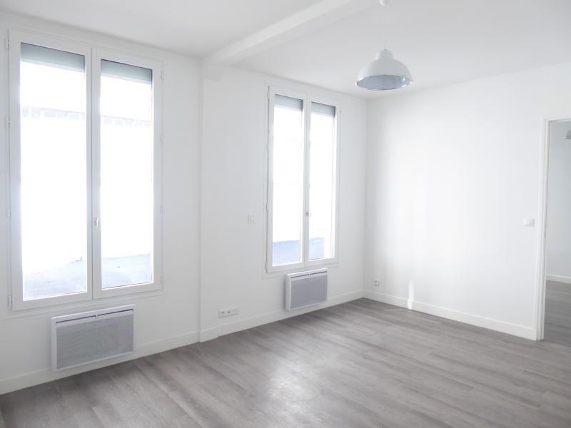 Rental apartment Boulogne billancourt 1330€ CC - Picture 1