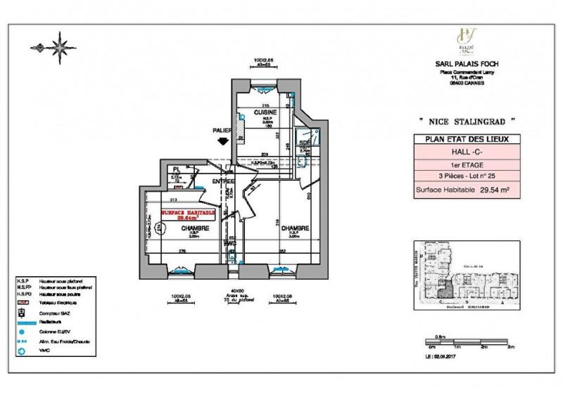 Prodotto dell' investimento appartamento Nice 179000€ - Fotografia 3