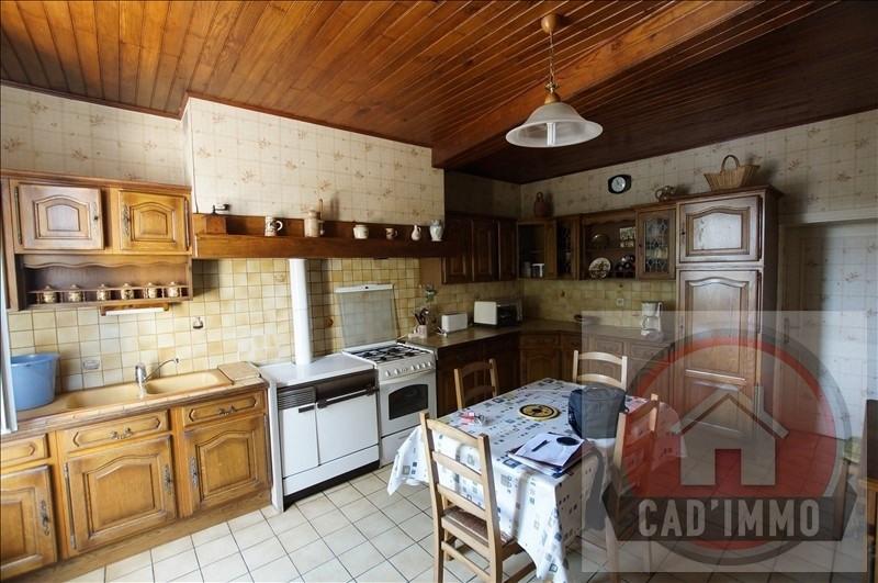 Sale house / villa St germain et mons 144750€ - Picture 11