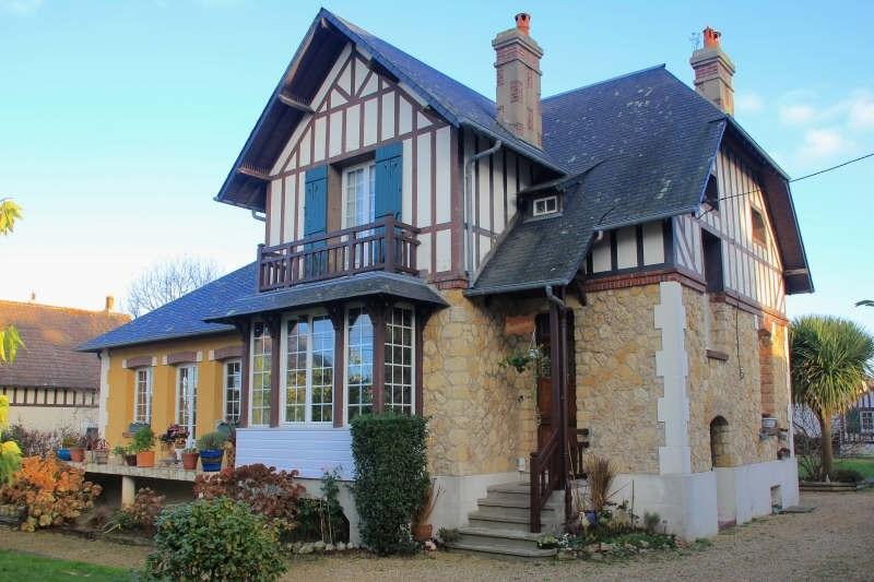 Deluxe sale house / villa Villers sur mer 730000€ - Picture 2