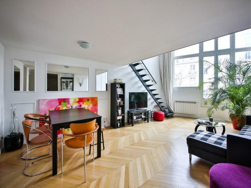 Immobile residenziali di prestigio appartamento Paris 17ème 1229000€ - Fotografia 1