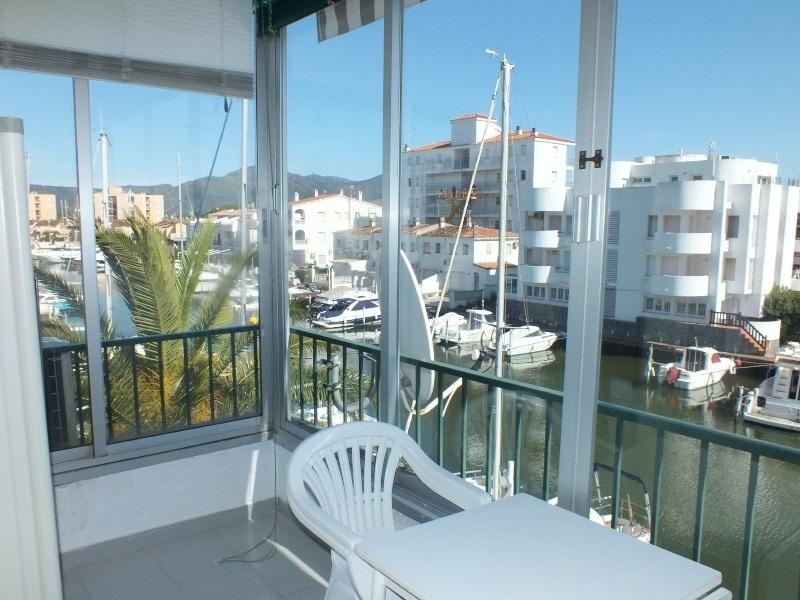 Location vacances appartement Roses santa-margarita 448€ - Photo 4