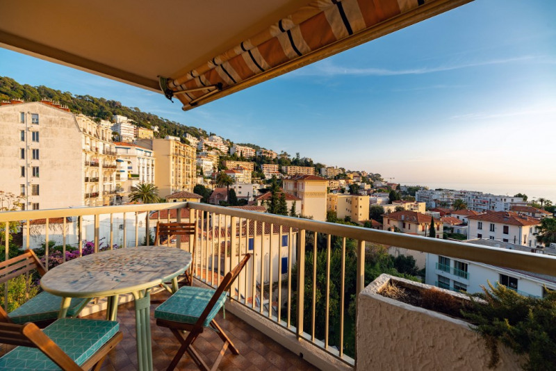Vente de prestige appartement Nice 690000€ - Photo 3