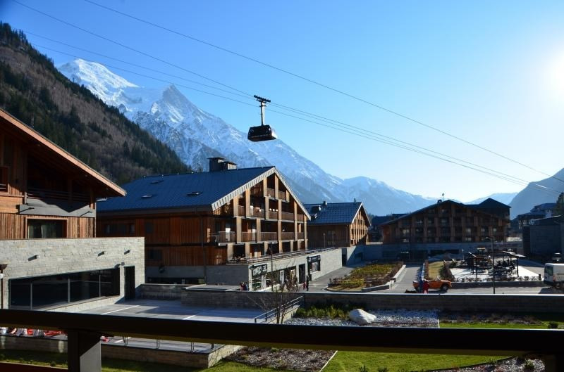Vente de prestige appartement Chamonix mont blanc 490000€ - Photo 1