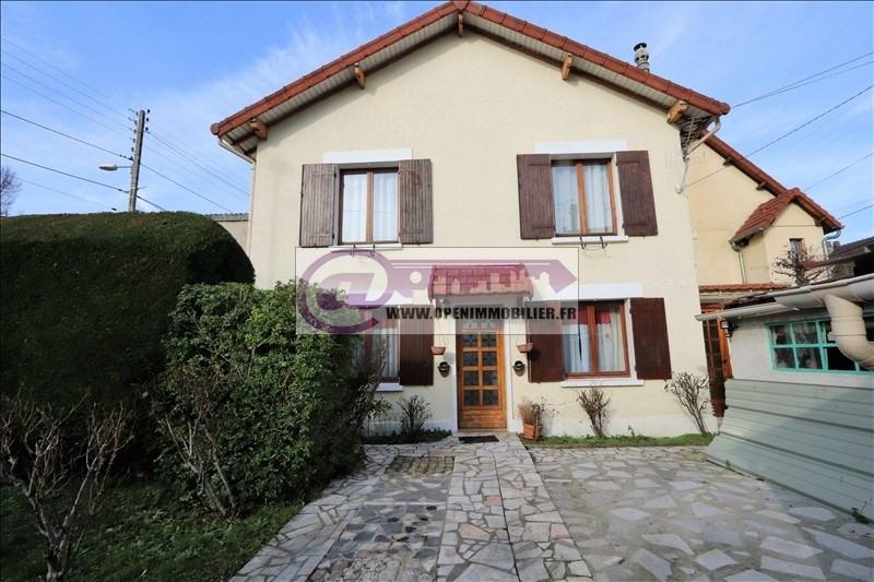 Sale house / villa St gratien 378000€ - Picture 2