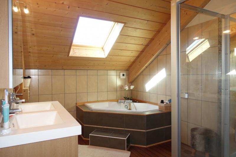Vente maison / villa La chaux-du-dombief 323000€ - Photo 11