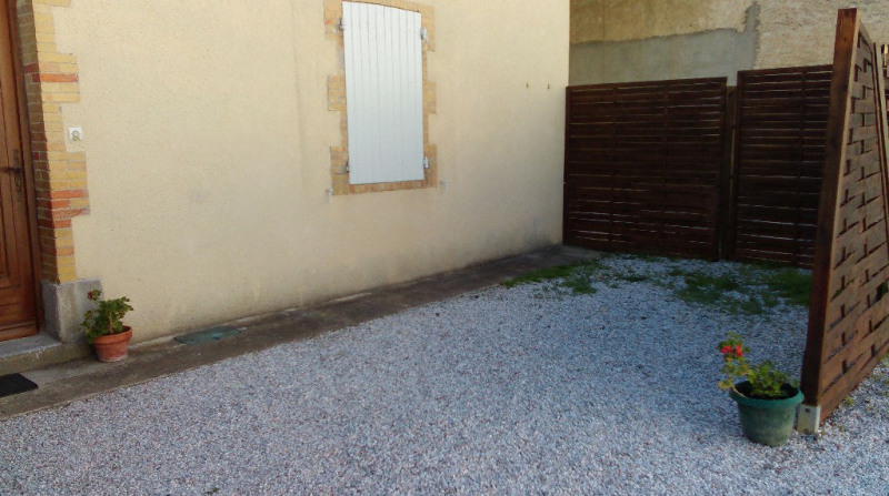 Rental house / villa Villesiscle 560€ CC - Picture 2