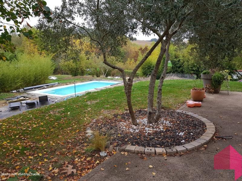 Vente maison / villa Ayguesvives 388500€ - Photo 1
