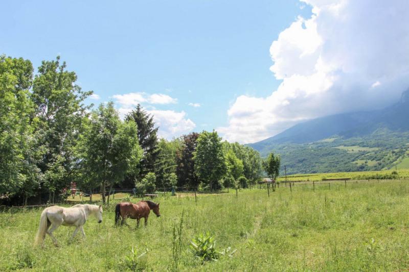 Vente terrain Les marches 133750€ - Photo 1