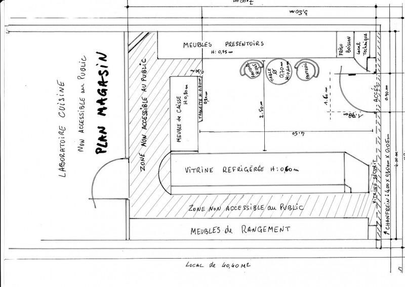 Commercial property sale shop Montauban 64980€ - Picture 7