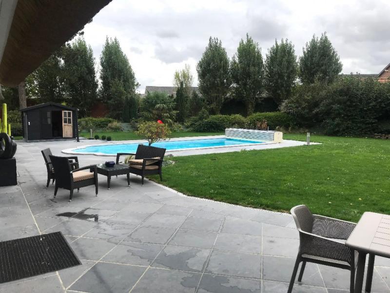 Deluxe sale house / villa Annoeullin 698000€ - Picture 5