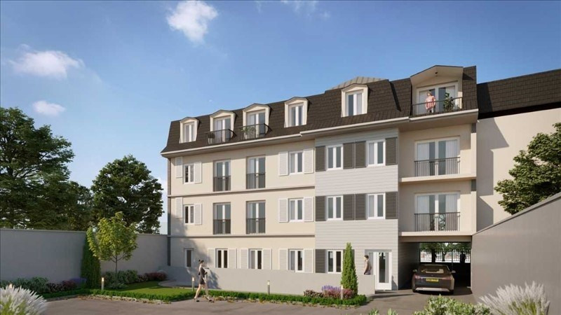 Sale apartment Vaujours 99 000€ - Picture 2