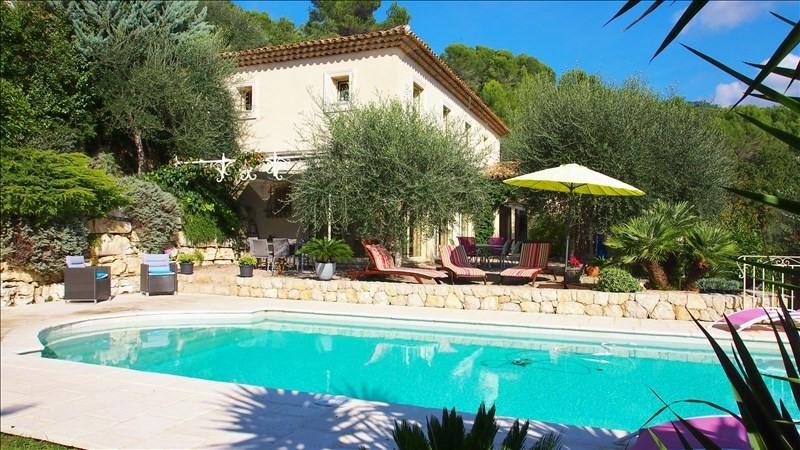 Vente de prestige maison / villa Speracedes 840000€ - Photo 9