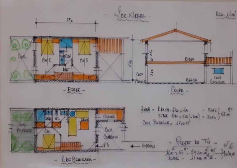 Sale house / villa Bordeaux 325000€ - Picture 1