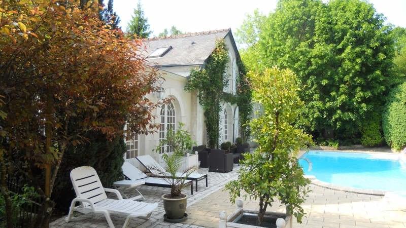 Deluxe sale house / villa St cyr sur loire 879000€ - Picture 1