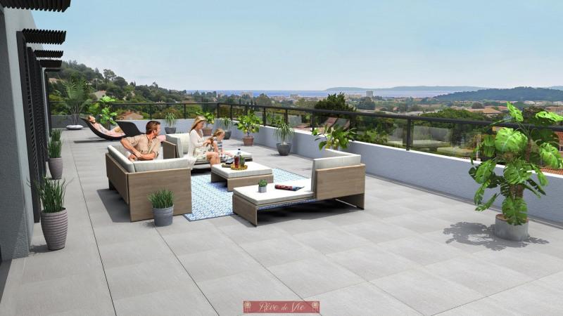 Deluxe sale apartment Bormes les mimosas 649000€ - Picture 1