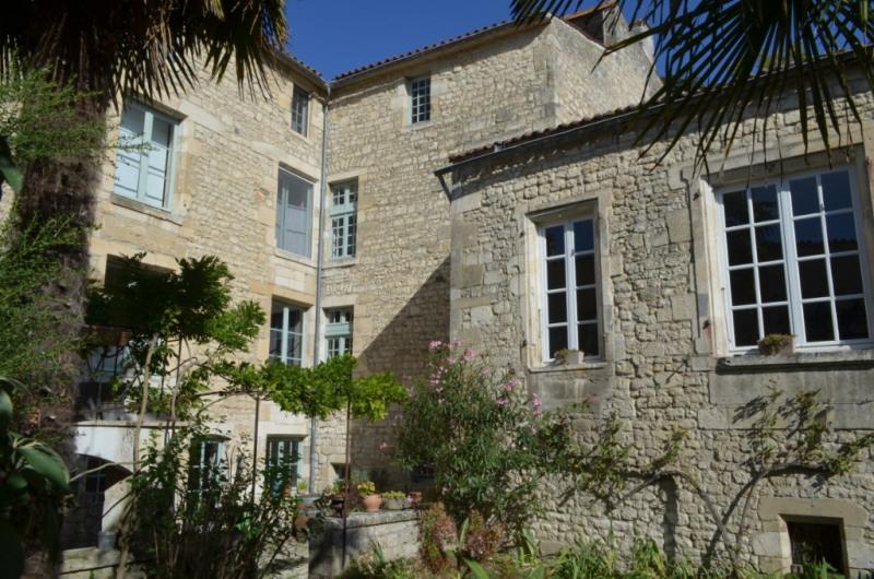 Fontenay hôtel particulier 18ème