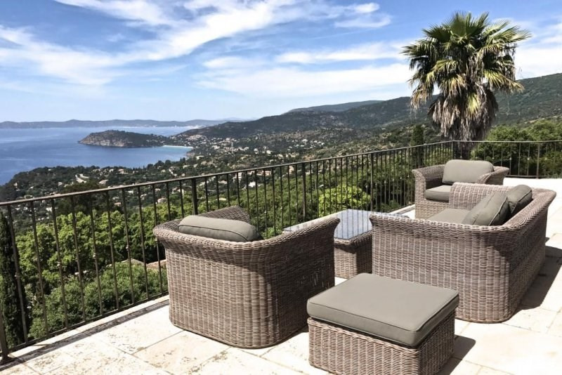 Deluxe sale house / villa Rayol canadel sur mer 1980000€ - Picture 6