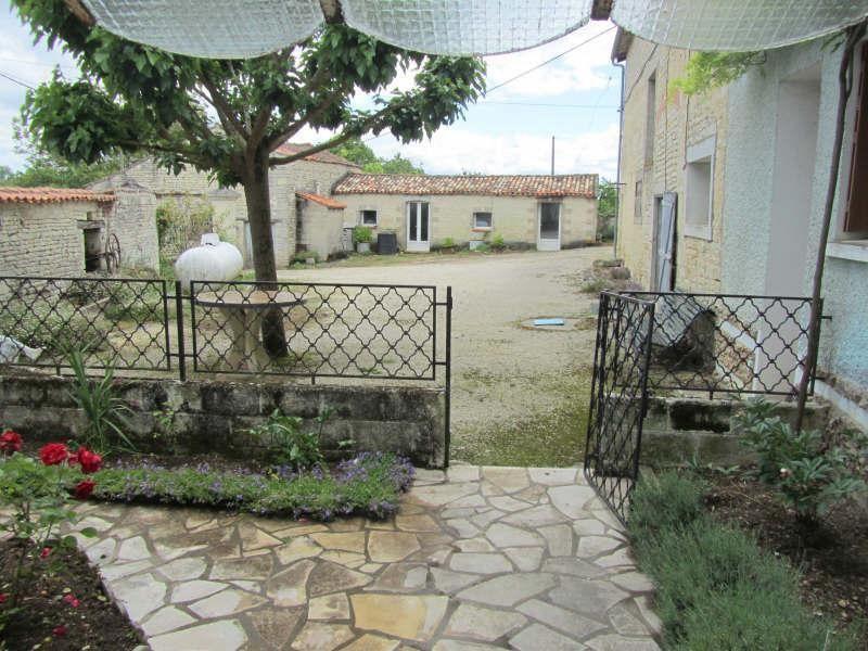 Vente maison / villa Aigre 76000€ - Photo 2