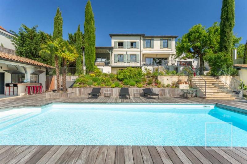 Vente de prestige maison / villa Saint cyr au mont d'or 2600000€ - Photo 1