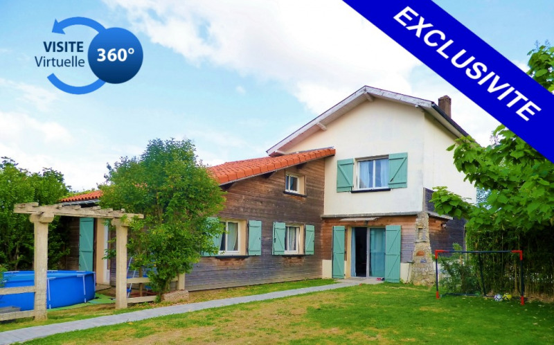Sale house / villa Saint loubes 400000€ - Picture 1